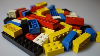 言葉がレゴブロック
